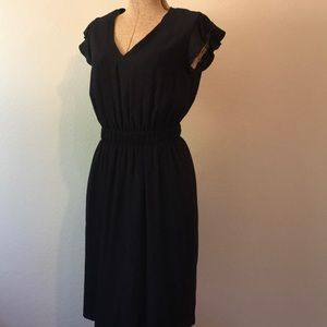Kate Spade ♠️ black dress size 2